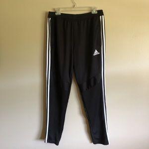 Adidas track pants - size large